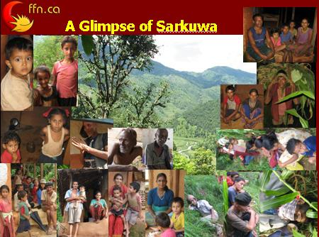 People of Sarkuwa, Baglung